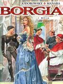 BORGIA:JODOROWSKY&MANARA 第1话