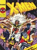 X战警(X-Men)漫画
