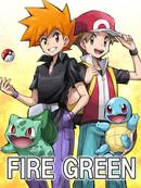 FIRE GREEN 第1话
