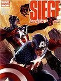 围城之美国队长漫画